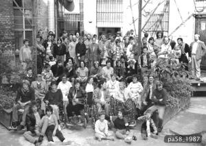 PA58 Gruppenbild 1987
